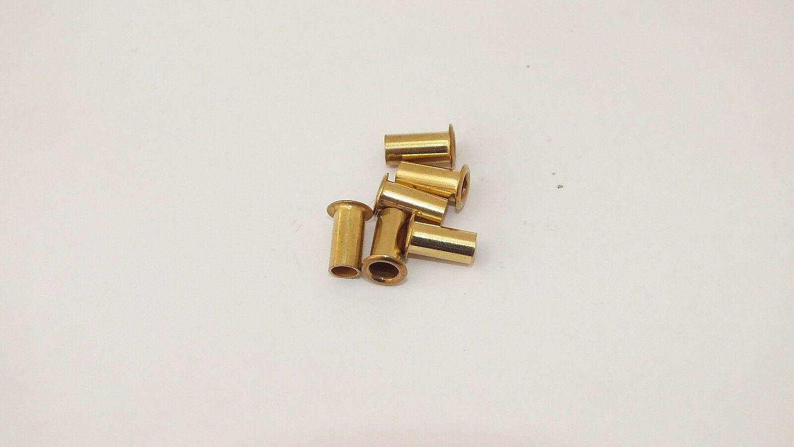 S5100 x 6  # Hornby Triang Tri-ang Lima spares  Rivet's I2A