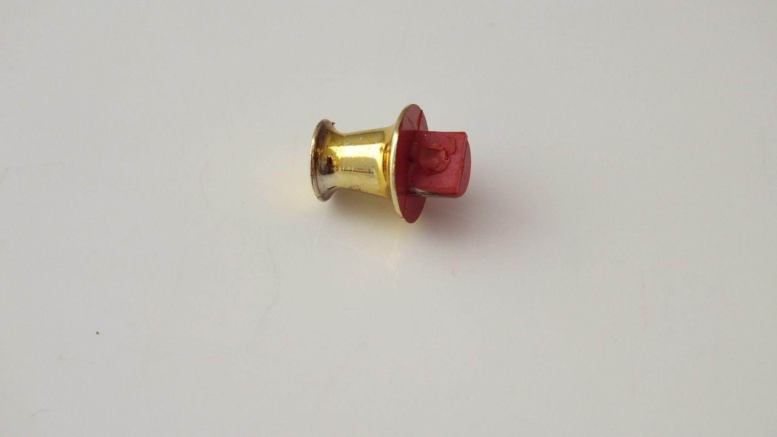 S8525 # HORNBY TRIANG PANIER SAFETY VALVE COVER GOLD    X10A
