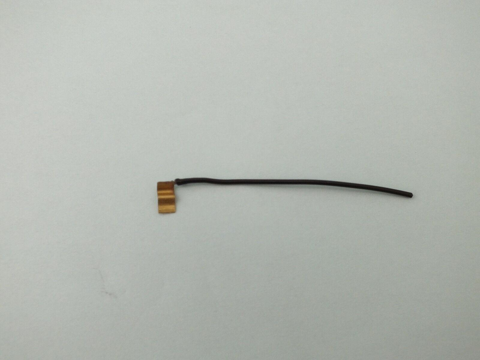 X298  # hornby triang brush clip and lead     A3C