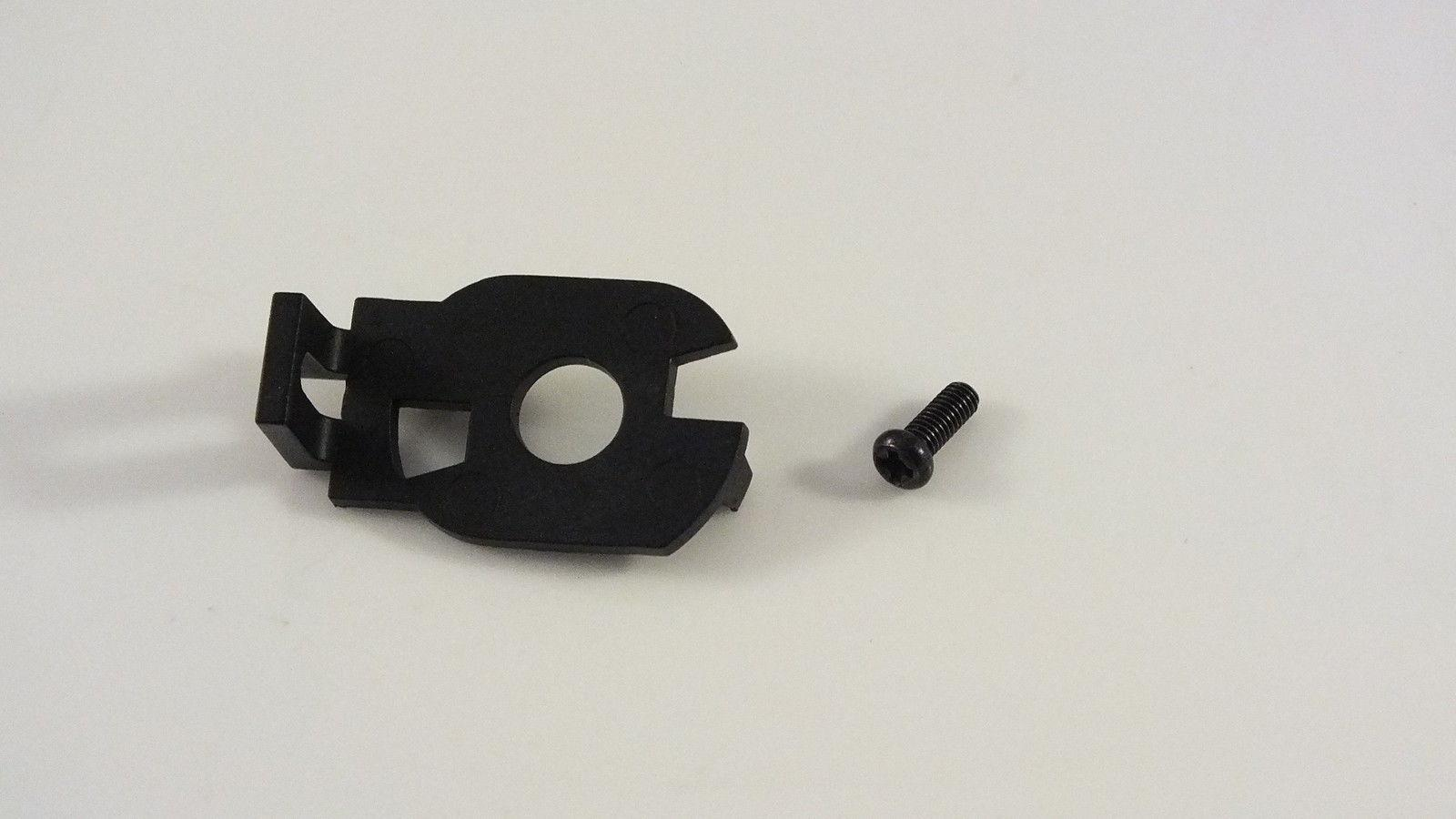 X6285  # HORNBY TRIANG  MOTOR RETAINER AND SCREW B17           C12D