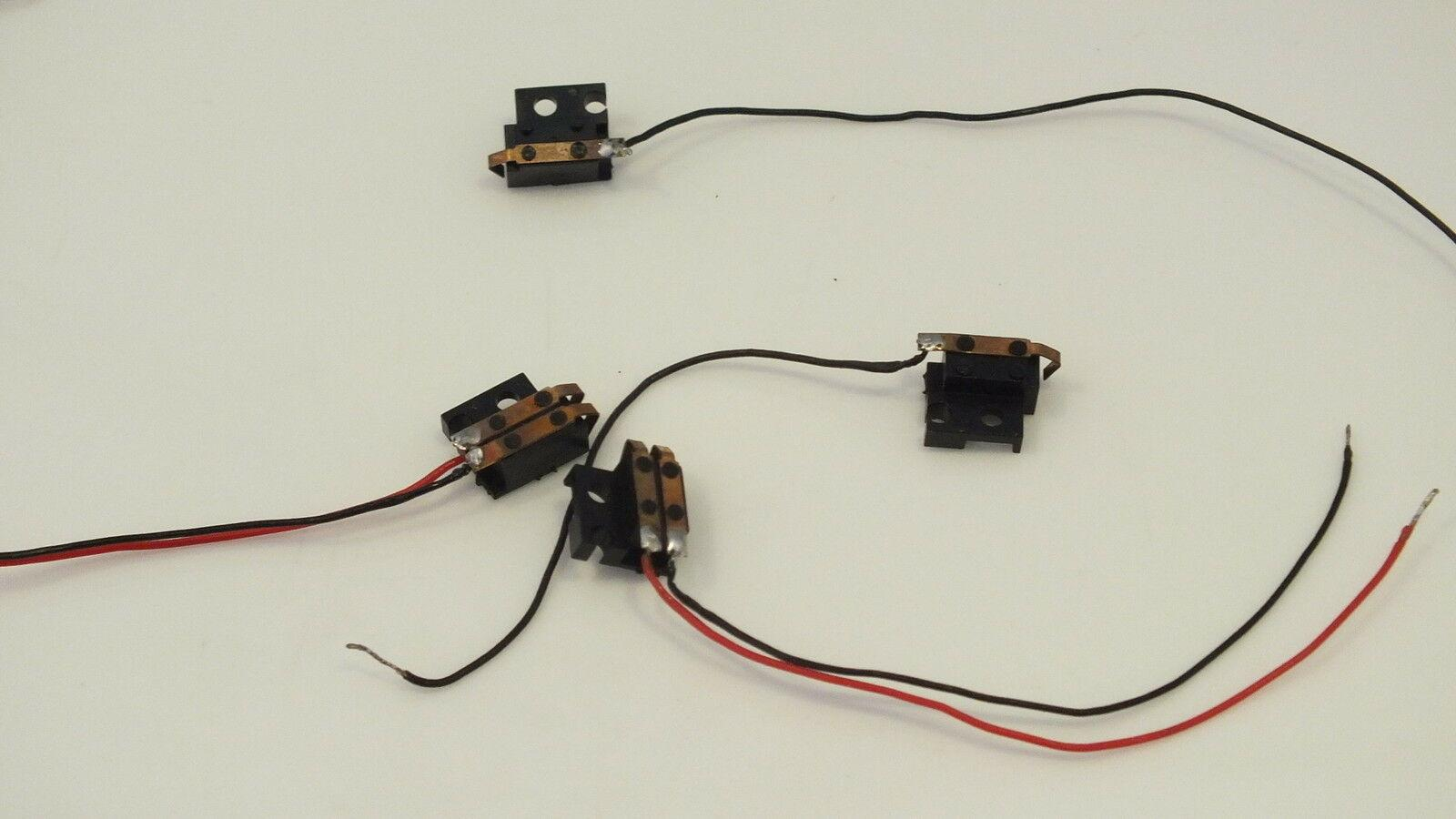 X9319 HORNBY CAB CONTACTS PACK 4 CLASS 31              V23A