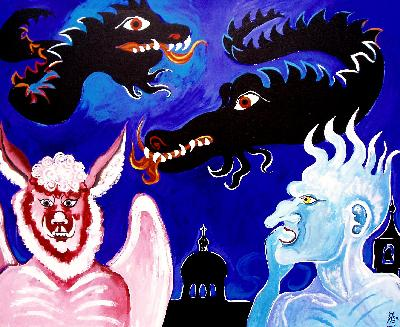 THE DEVILS YOU KNOW?
