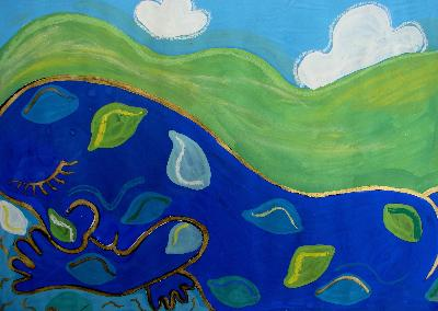 BY LAND, BY RIVER