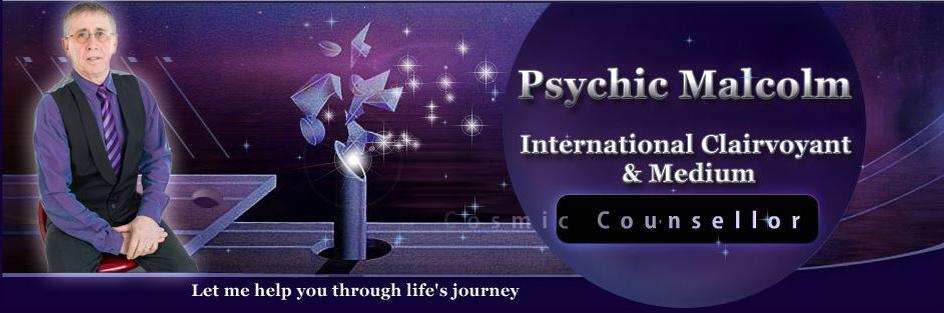 Clairvoyant Tarot Medium Spiritual | Psychic Malcolm
