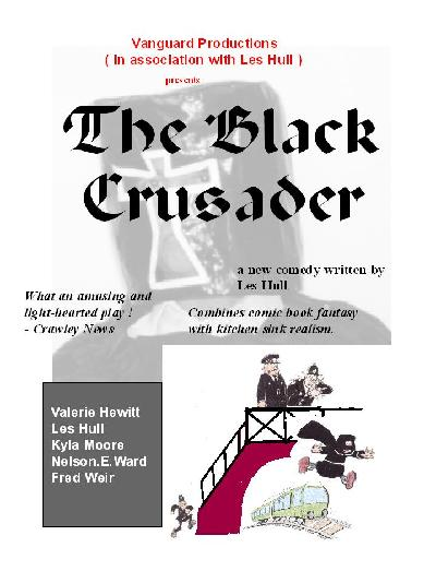The Black Crusader poster
