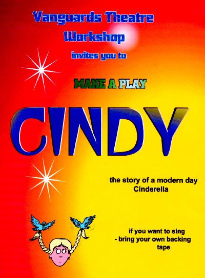 Cindy poster