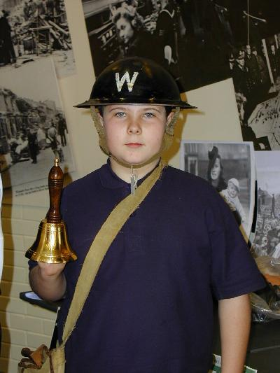 ARP warden