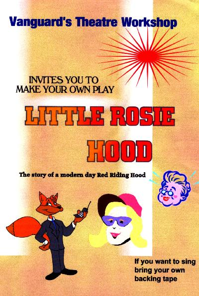 Little Rosie Hood poster